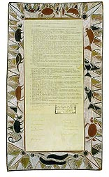 Yirrkala Bark Petition 1963-2