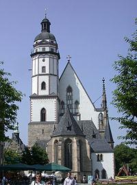 Thomaskirche-Leipzig