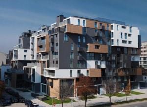 Jaclyn Building - Sofia Bulgaria - Aedes Studio