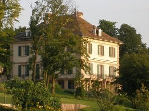 Villa Diodati Geneva
