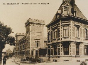 Officers' Mess, Arsenal Prison, Brussels